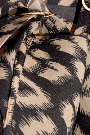 STELLA McCARTNEY Stella Smooth printed stretch-jersey balconette bra