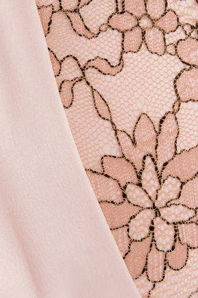 HEIDI KLUM INTIMATES Venetian Embrace corded lace and satin contour bra