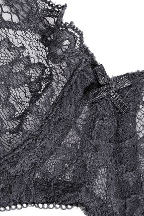 DEBORAH MARQUIT Lace underwired bra