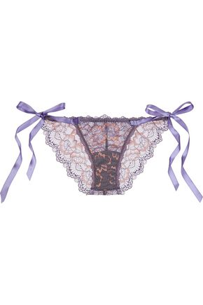 HANKY PANKY Lace briefs