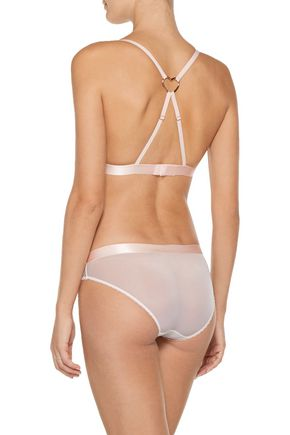 MIMI HOLLIDAY by DAMARIS Lace and tulle briefs