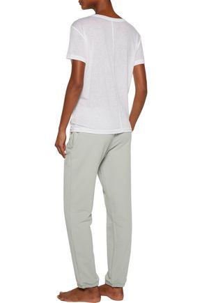 YUMMIE by HEATHER THOMSON® Stretch-jersey pajama pants