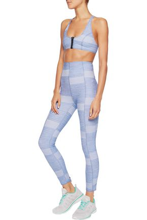 LISA MARIE FERNANDEZ Elisa stretch-jersey sports bra