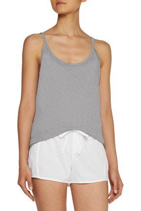 YUMMIE by HEATHER THOMSON® Pima cotton-jersey pajama top