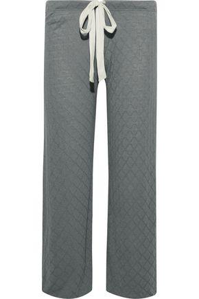 EBERJEY Earl modal-blend jersey pajama pants