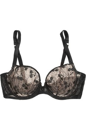 MIMI HOLLIDAY by DAMARIS Lace contour bra