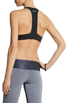 BODYISM Daisy Contour stretch-jersey sports bra