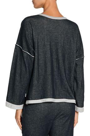 SKIN Cotton-gauze pajama top