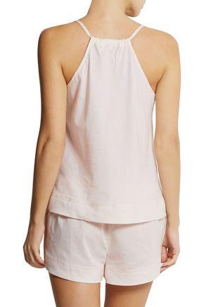 BACK LABEL Cotton pajama set
