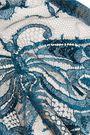 I.D. SARRIERI Embroidered tulle underwired bra