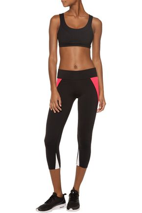 LIVE THE PROCESS Stretch-Supplex® bra top