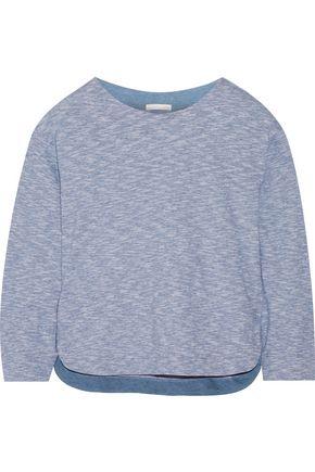 SKIN Lorelei cotton-jersey pajama top