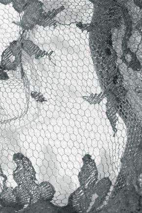 I.D. SARRIERI Chantilly lace briefs