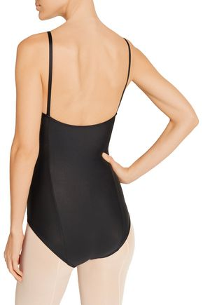 BALLET BEAUTIFUL Stretch-jersey leotard