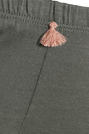 EBERJEY Francine lace-trimmed jersey pajama pants