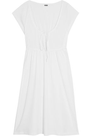 BODAS Cotton-jersey nightdress