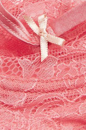 HEIDI KLUM INTIMATES Valerie stretch-lace underwired bra