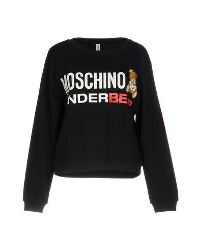 MOSCHINO レディース パジャマ ブラック S コットン 100%