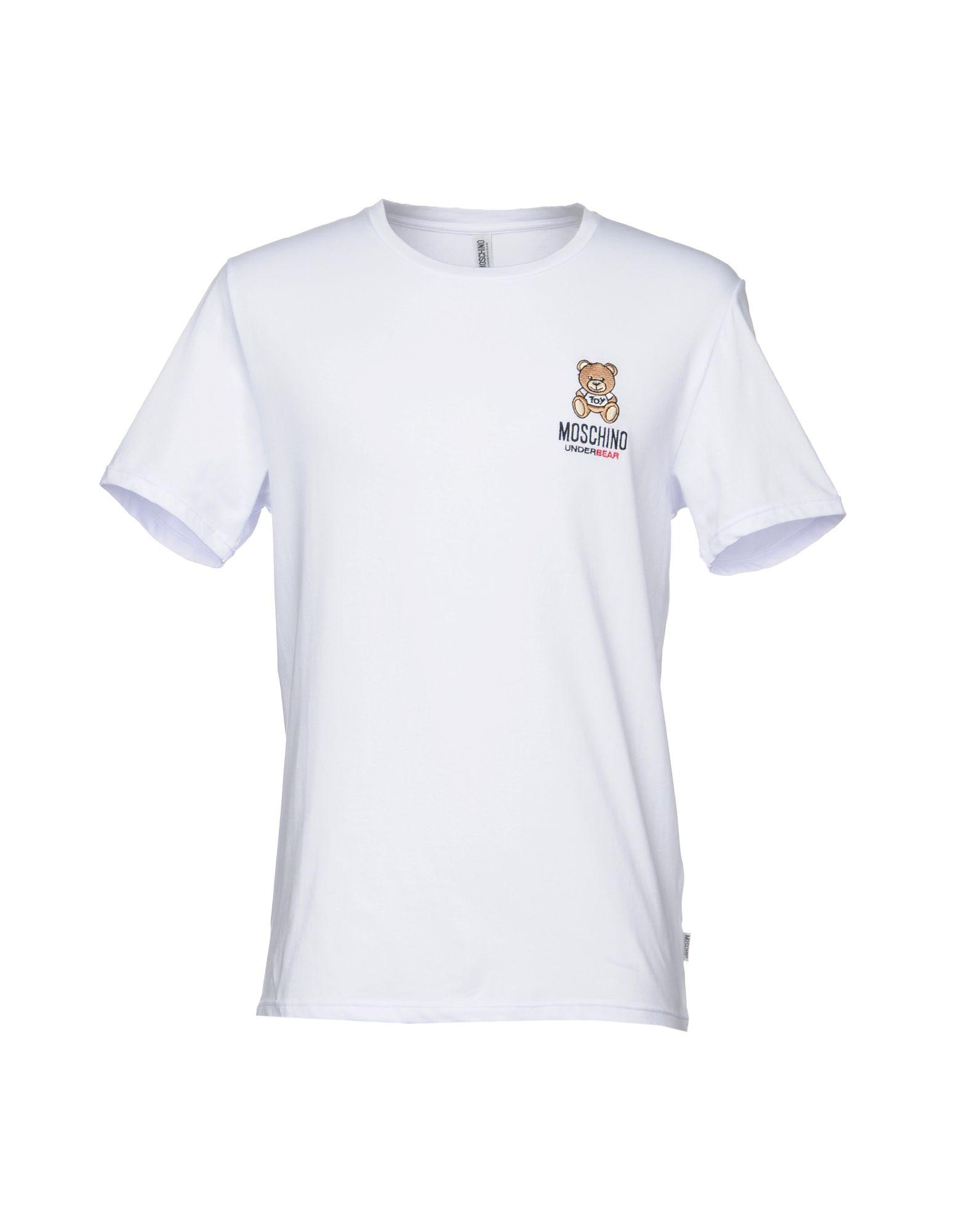 MOSCHINO UNDERWEAR Футболка футболка moschino moschino mo351ewzux60