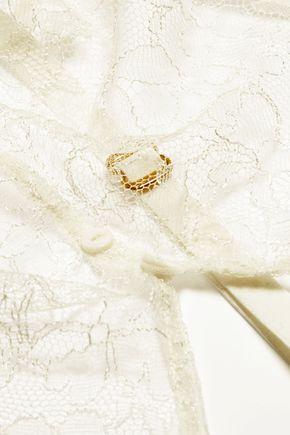 AGENT PROVOCATEUR Annoushka lace suspender belt