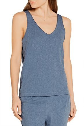 SKIN Harper Pima cotton pajama top