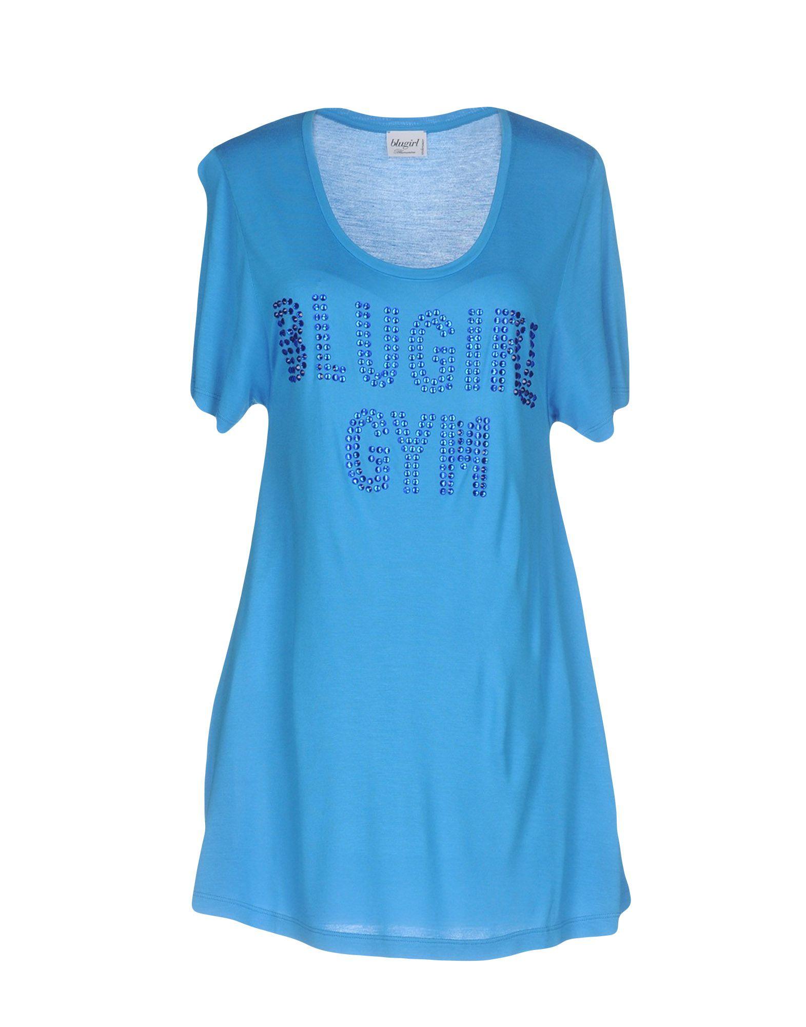 BLUGIRL BLUMARINE UNDERWEAR Футболка blugirl blumarine underwear футболка