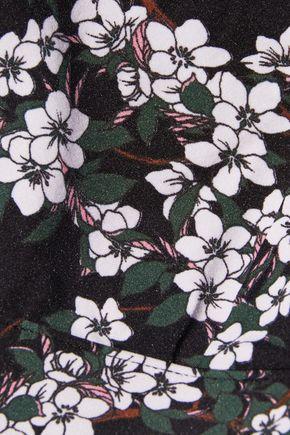 STELLA McCARTNEY Leopard-print jersey triangle soft-cup bra