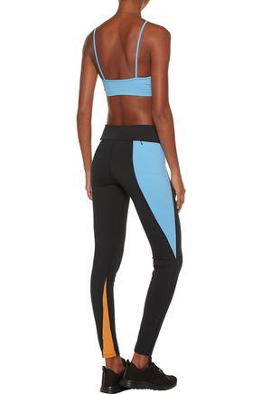 LIVE THE PROCESS Stretch-Supplex® bra top