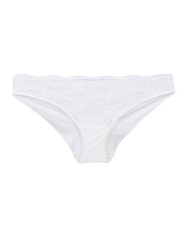 Купить Женские трусы  белого цвета