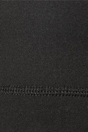 YUMMIE by HEATHER THOMSON® Janet stretch-jersey sports bra