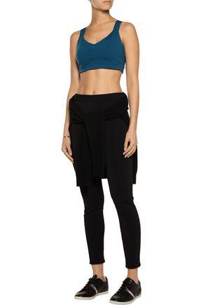 YUMMIE by HEATHER THOMSON® Edie stretch-jersey sports bra