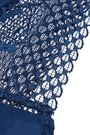 LA PERLA Myrta low-rise lace-trimmed stretch-jersey thong