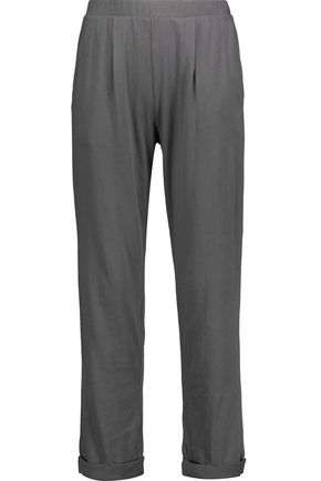 SKIN Wearever Pima cotton-jersey pajama pants