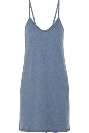 SKIN Pima cotton chemise