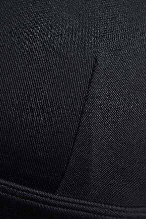 KORAL Trio Versatility mesh-paneled stretch sports bra