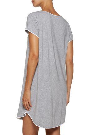 DKNY Stretch-modal jersey nightdress