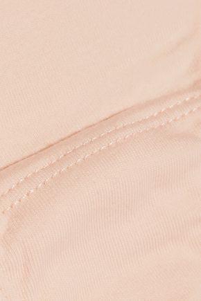 BODAS Stretch Pima cotton-jersey thong