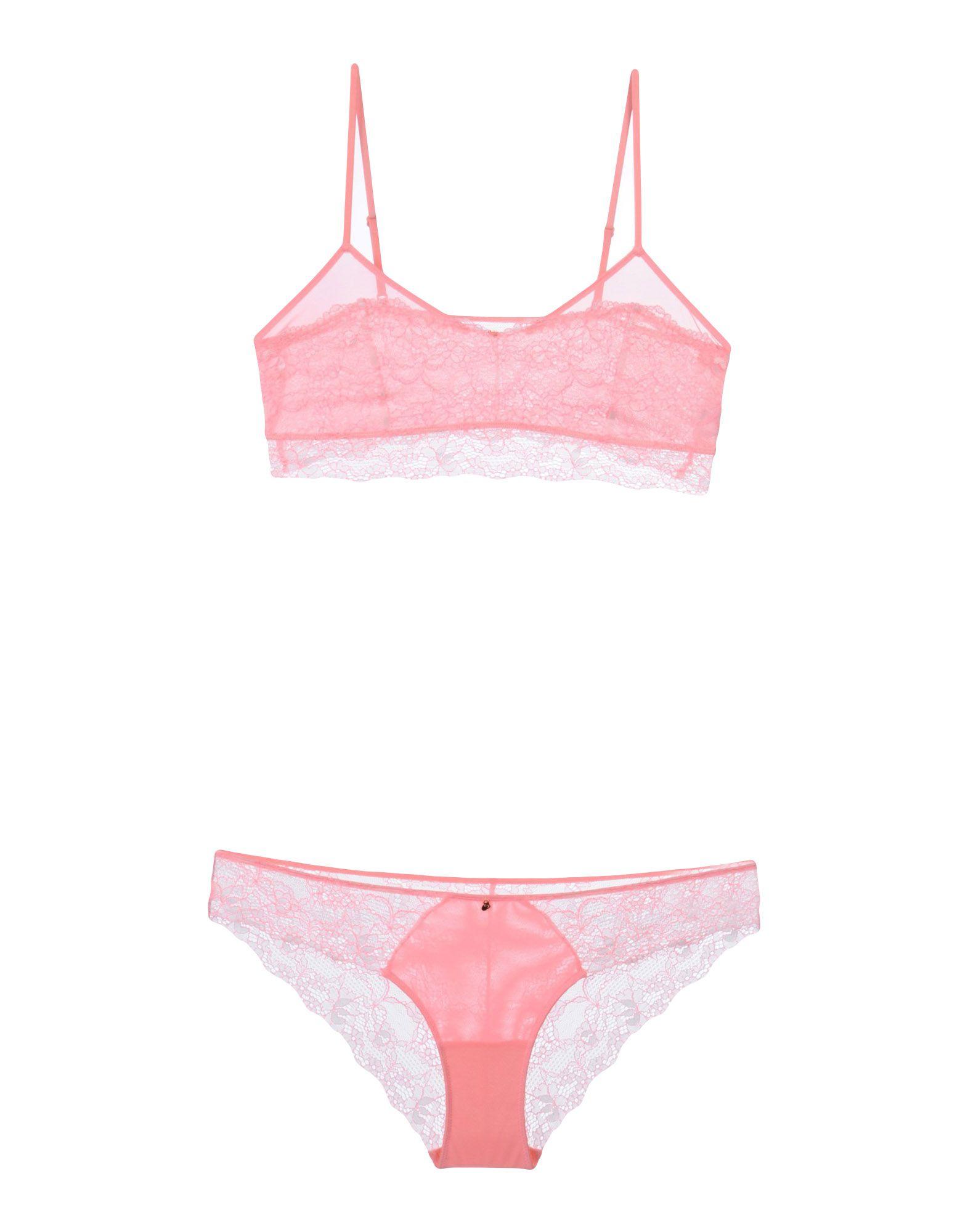 SKINY Комплект белья комплект белья pink lipstick