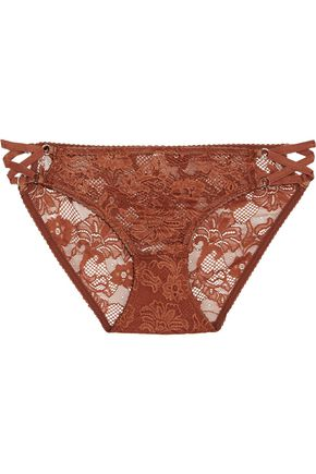 LONELY Bella stretch-lace briefs