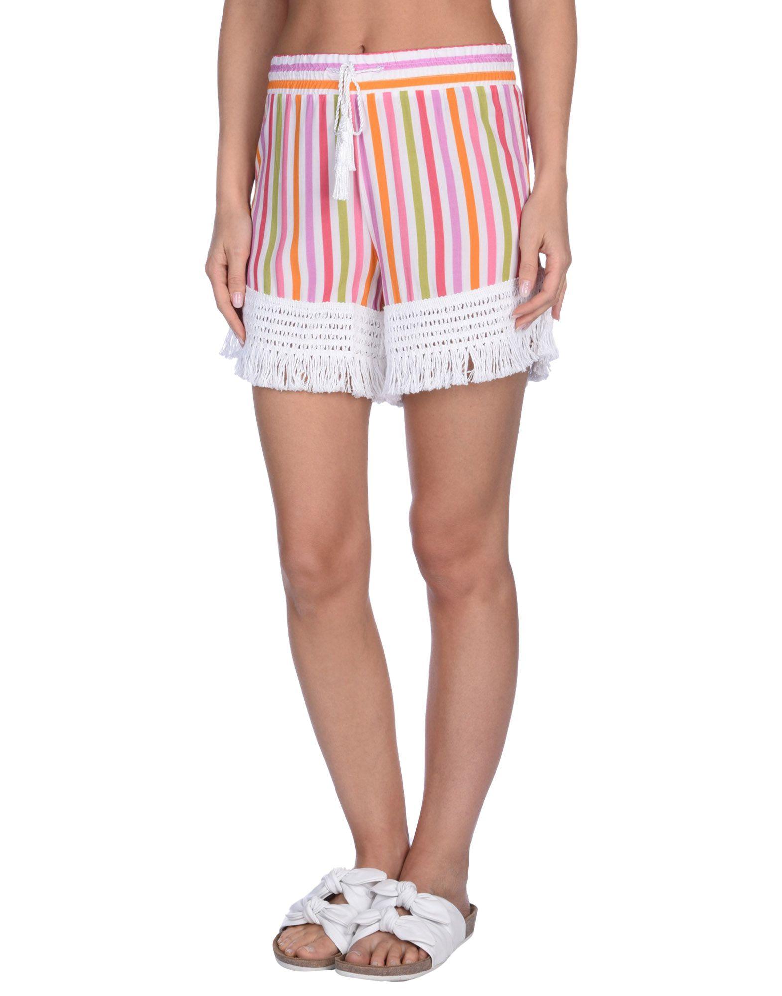 BLUGIRL BLUMARINE BEACHWEAR Пляжные брюки и шорты