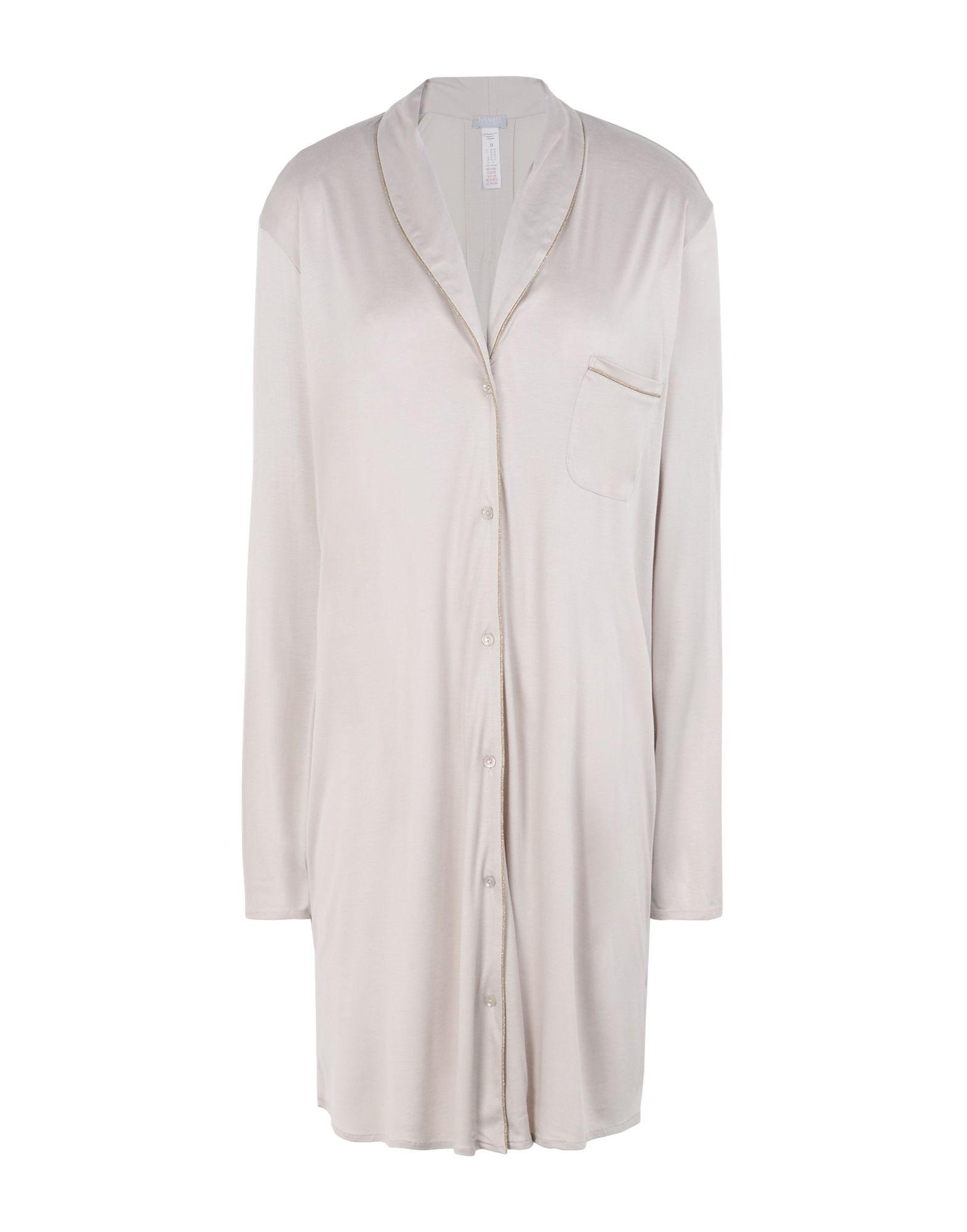 HANRO Ночная рубашка ночная рубашка с кружевом olala