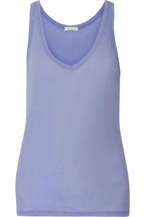 SKIN Organic Pima cotton pajama tank