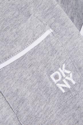 DKNY Cotton-blend pajama set