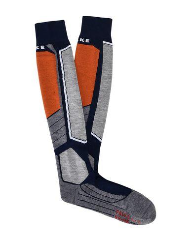 Фото - Мужские носки  темно-синего цвета