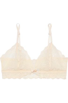 EBERJEY Nightingale lace bralette