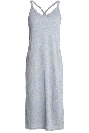 YUMMIE by HEATHER THOMSON Mélange jersey nightdress