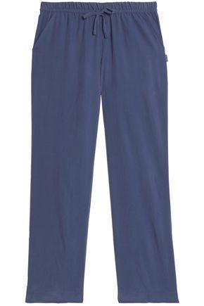CALVIN KLEIN Modal-blend wide-leg pants