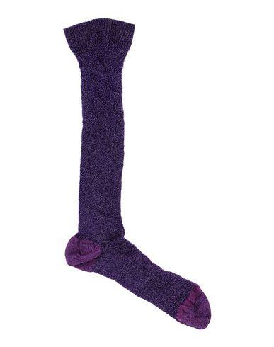 Купить Женские носки или гольфы  фиолетового цвета