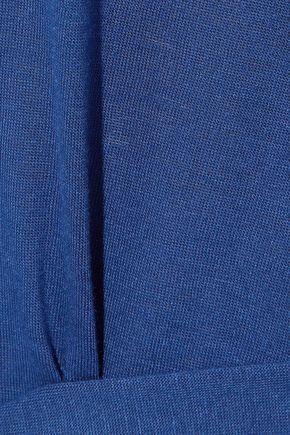 EBERJEY Lace-trimmed jersey robe