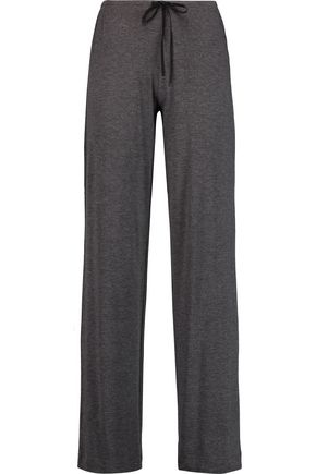 DKNY Stretch-modal jersey pajama pants